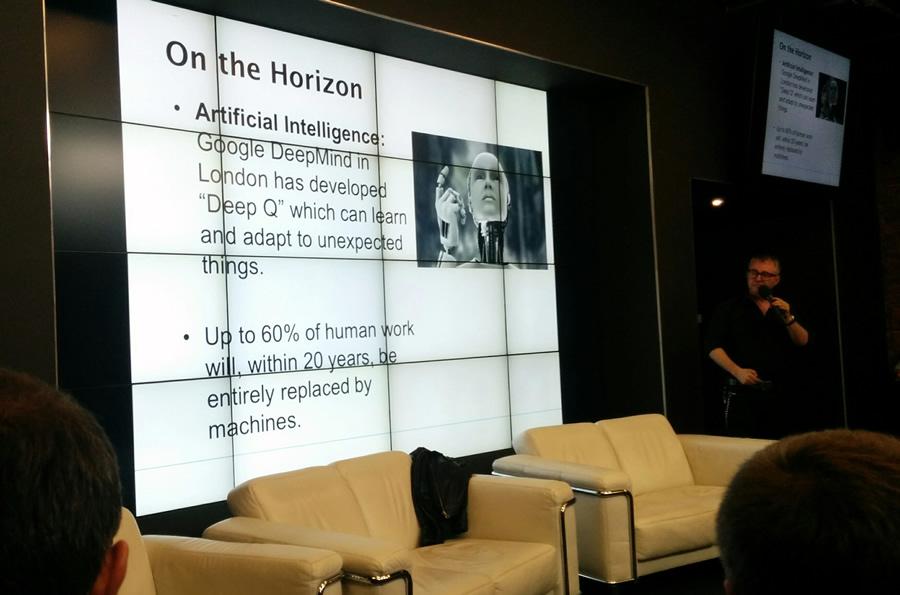 профессии будущего в опасности от ИИ
