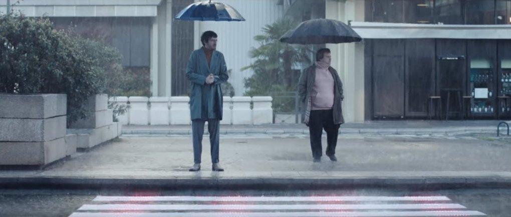 дождь в 2068 году