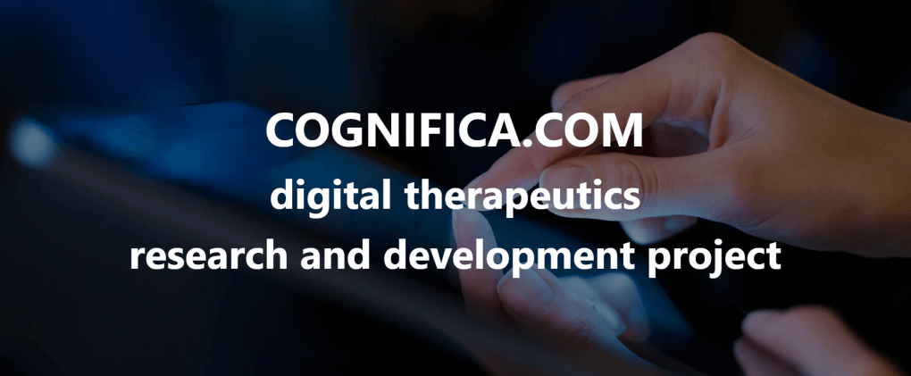 digital therapeutics project