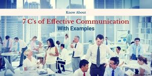 7 C's of Communication | The Effective Communication Checklist