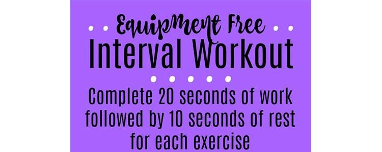 interval training