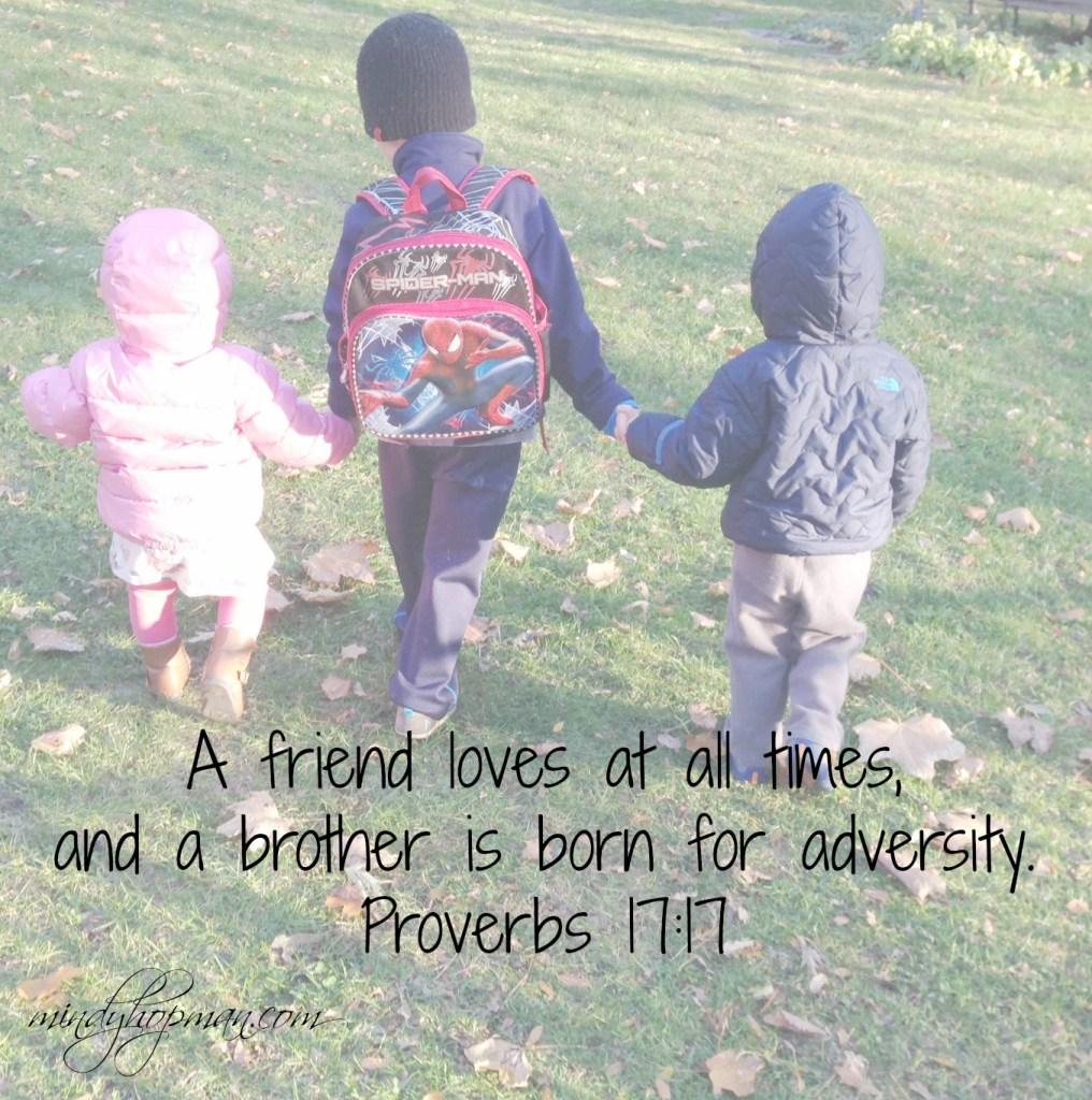 Advent Devotional: Faith-Family Tree {Children}