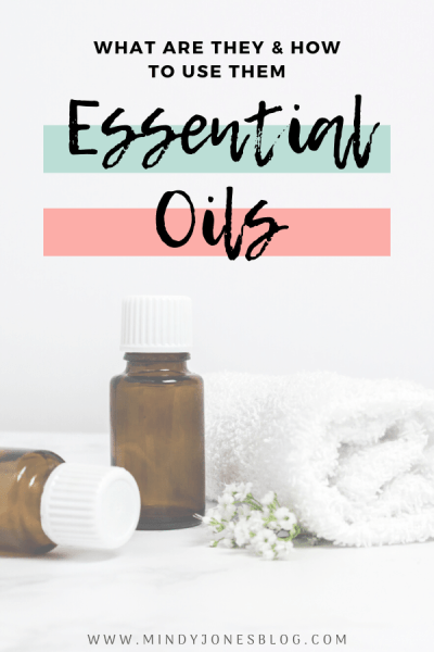 essential oils how to use them