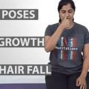 Can yoga help in reducing hair fall? 25
