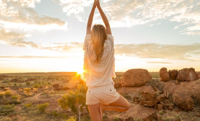 What are the yoga poses that are best for stress relief? 18