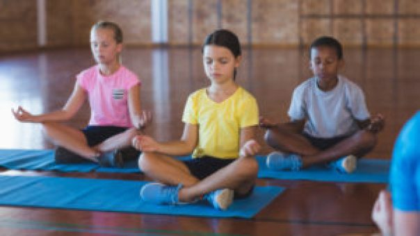 What are the benefits of mindfulness to children? 20