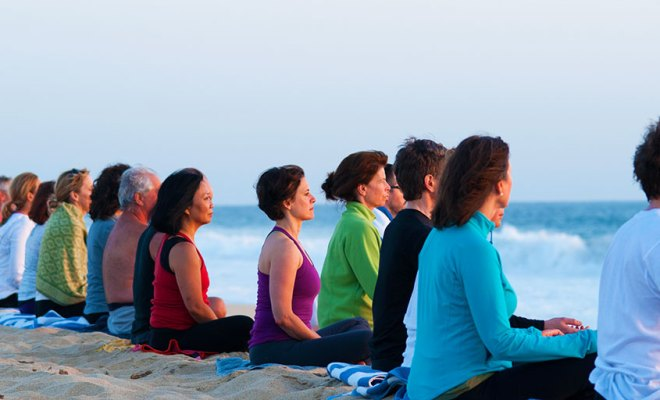 Running trainings with mindfulness to enjoy 1
