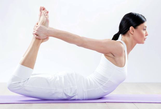 How is yoga different from stretching? 16