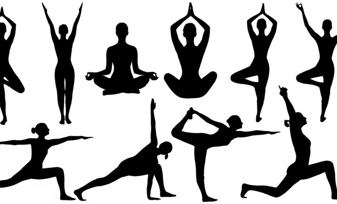 What are some of the recommended yoga positions for beginners? 3