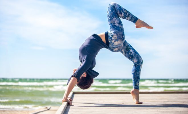 What is the specialty of yoga from other fitness methods? 2