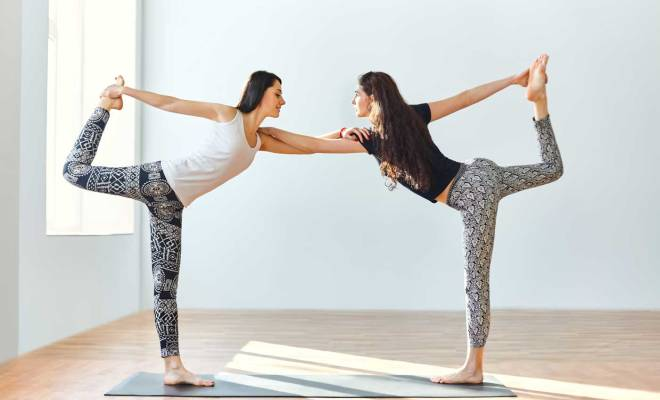 What changes in your body after yoga? 4
