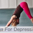 What are some yoga methods to deal with mental stress? 7