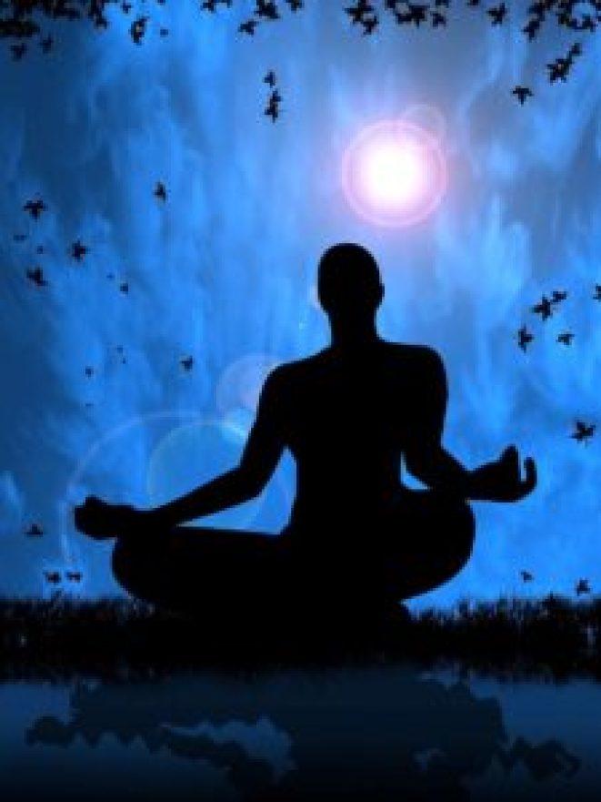 Can we do meditation at night? 5