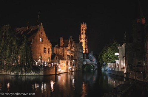Bruges, Belgium. Photo by: Doug Michaels