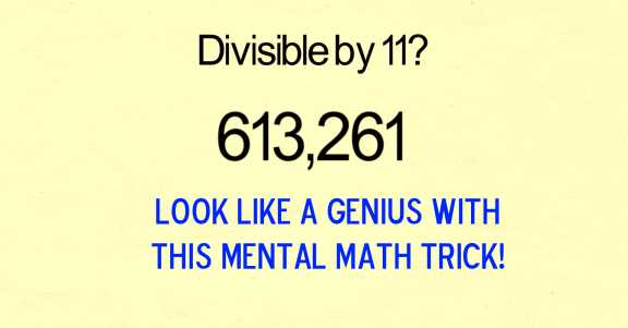 how to tell if a number is divisible by 3
