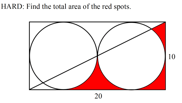 Can You Solve This Geometry Problem For 6th Graders In China? – Mind