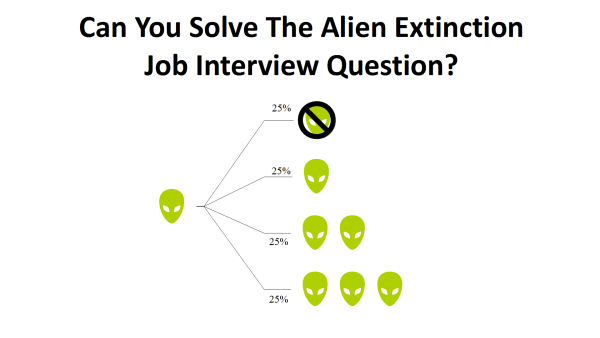 Can You Solve The Alien Extinction Riddle? Tough Job
