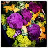 Colorful Cauliflower