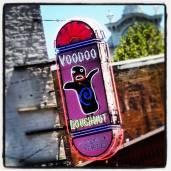 The Infamous Voodoo Donut