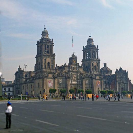 Mexico City Courier Trip 29