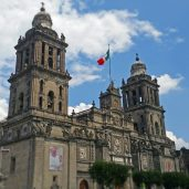 Mexico City Courier Trip 37