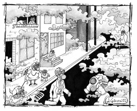 Bush's clean air policy
