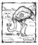 Ralph Nader ostrich