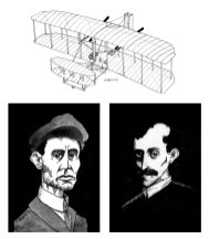 The Wright Brothers and Kittyhawk