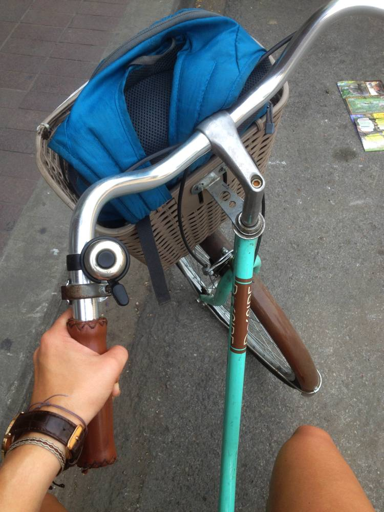 Fahrrad fahren in Chiang Mai