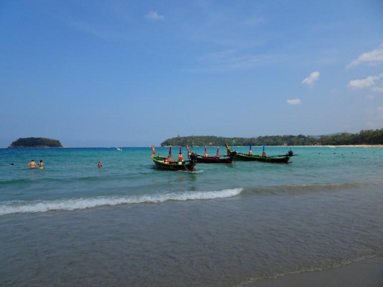 Kata Beach Strand Phuket