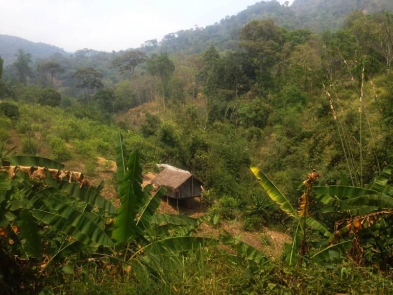 Trekking und Natur Berge Chiang Mai