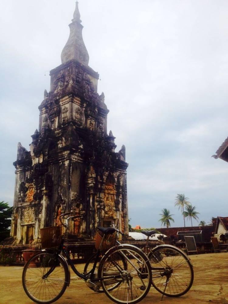 That Ing Hang Stupa