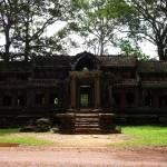 Angkor Wat kleiner Nebentempel