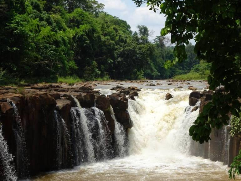 Wasserfall Tad Pha Souam