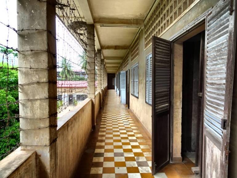 Toul Sleng Genozid-Museum Phnom Penh