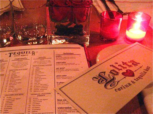 Lolita menu