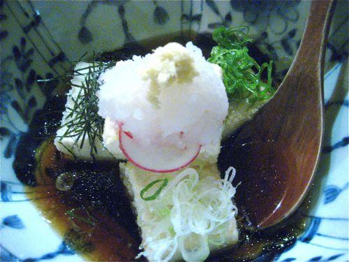 Agedashi it up, tofu lovers.