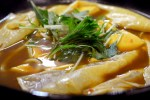湯葉豆腐カレーうどん