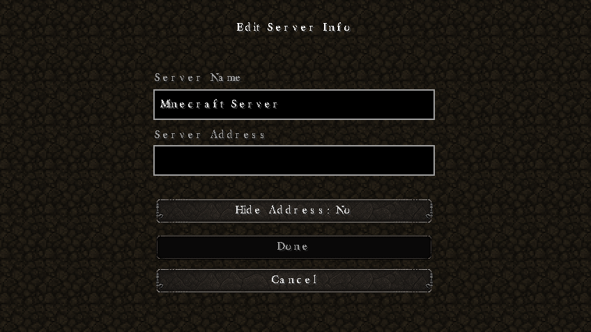Minecraft Ip 5 Minecraft Server 4 1 Address