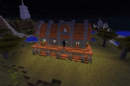 Minecraft Ein Schönes Haus REV - Minecraft coole einfache hauser