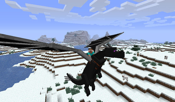 Every dragon in this mod, except for the ghost dragon, has its own armor, sword. Dragon Mounts 2 Mod para Minecraft 1.12, 1.12.1 y 1.12.2