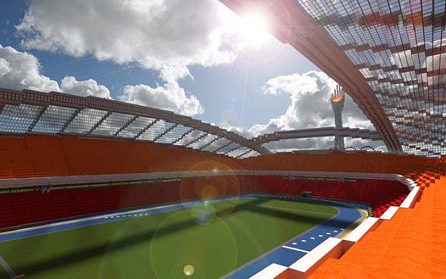 Olympic Stadium Map Download Minecraft Forum