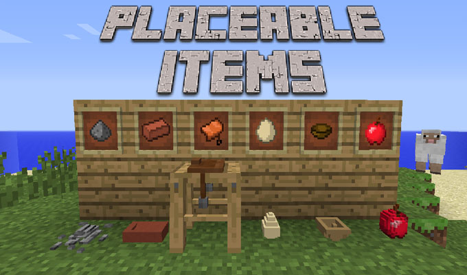 Positions Block Place Different Mod Minecraft 1 2 5