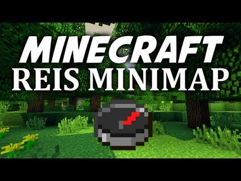 Mindcraft Mod Reis Minimap Mod Für Minecraft - Minecraft spiele anschauen