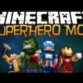 Minecraft Mods - Super Helden Mod für Minecraft 1.4.7 (SuperHero Mod)