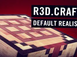 R3D.Craft Resource Pack: Default Realism
