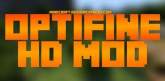 Minecraft 1.11.2/1.10.4 Optifine HD Ultra D7 Optifine HD