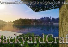 BackyardCraft Resource Pack: Title