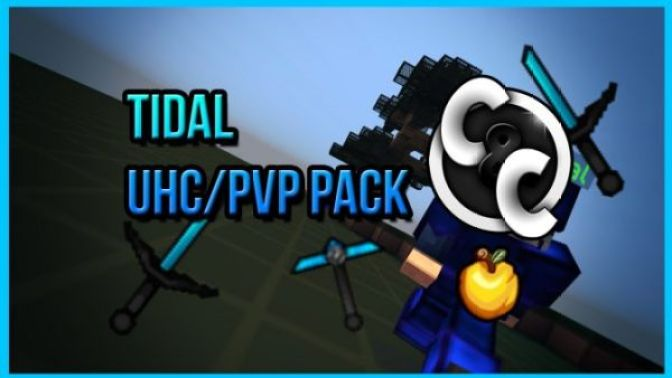 UHC PvP Texture Pack Tidal UHC 1.7/1.8