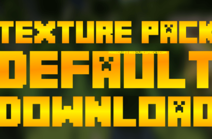 Minecraft Default Texture Pack - Base Resource Pack